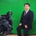 千葉テレビCM撮影